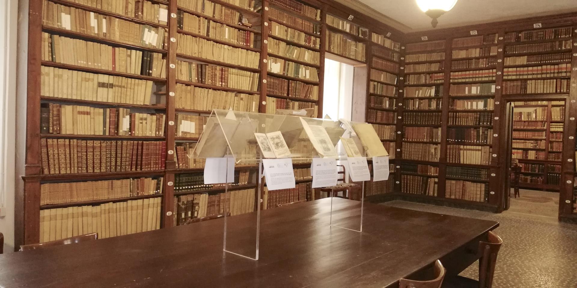 Biblioteca del Seminario Diocesano di Tortona