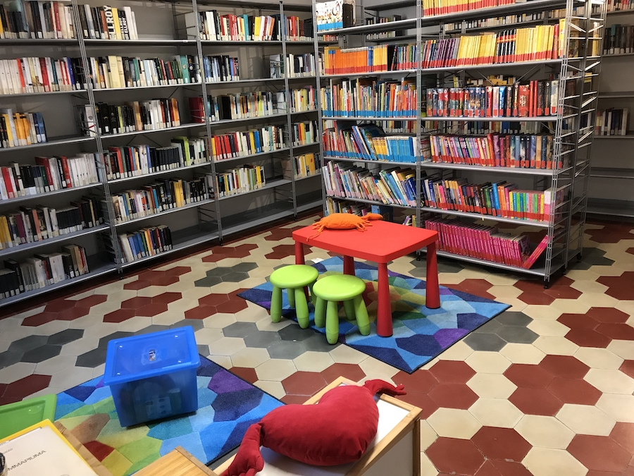 "Biblioteca ""Sandro Castelli"" di Pontecurone"