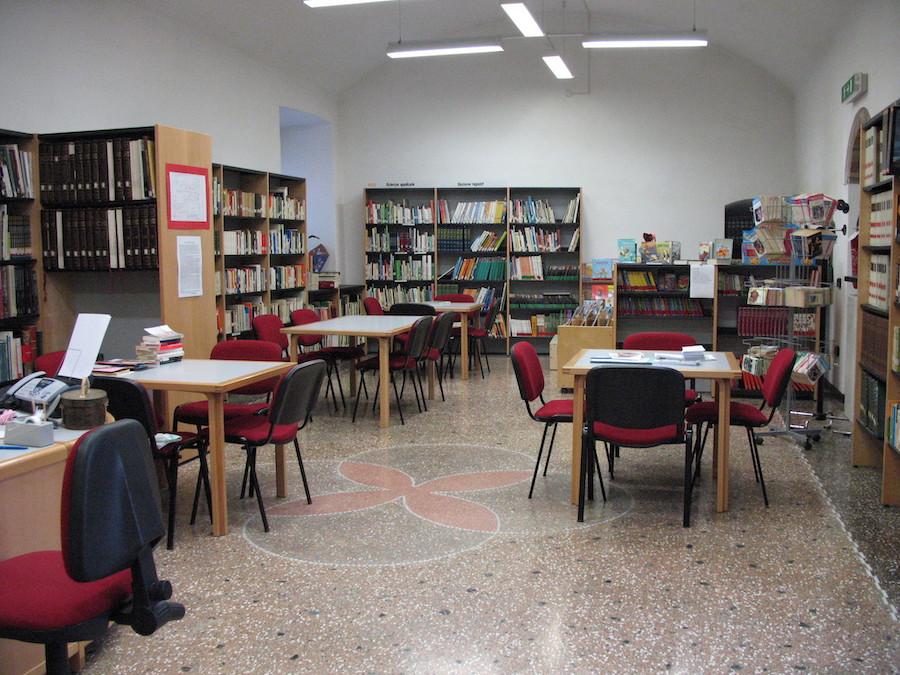 """Biblioteca """"Pier Angelo Soldini"""" di Castelnuovo Scrivia"""