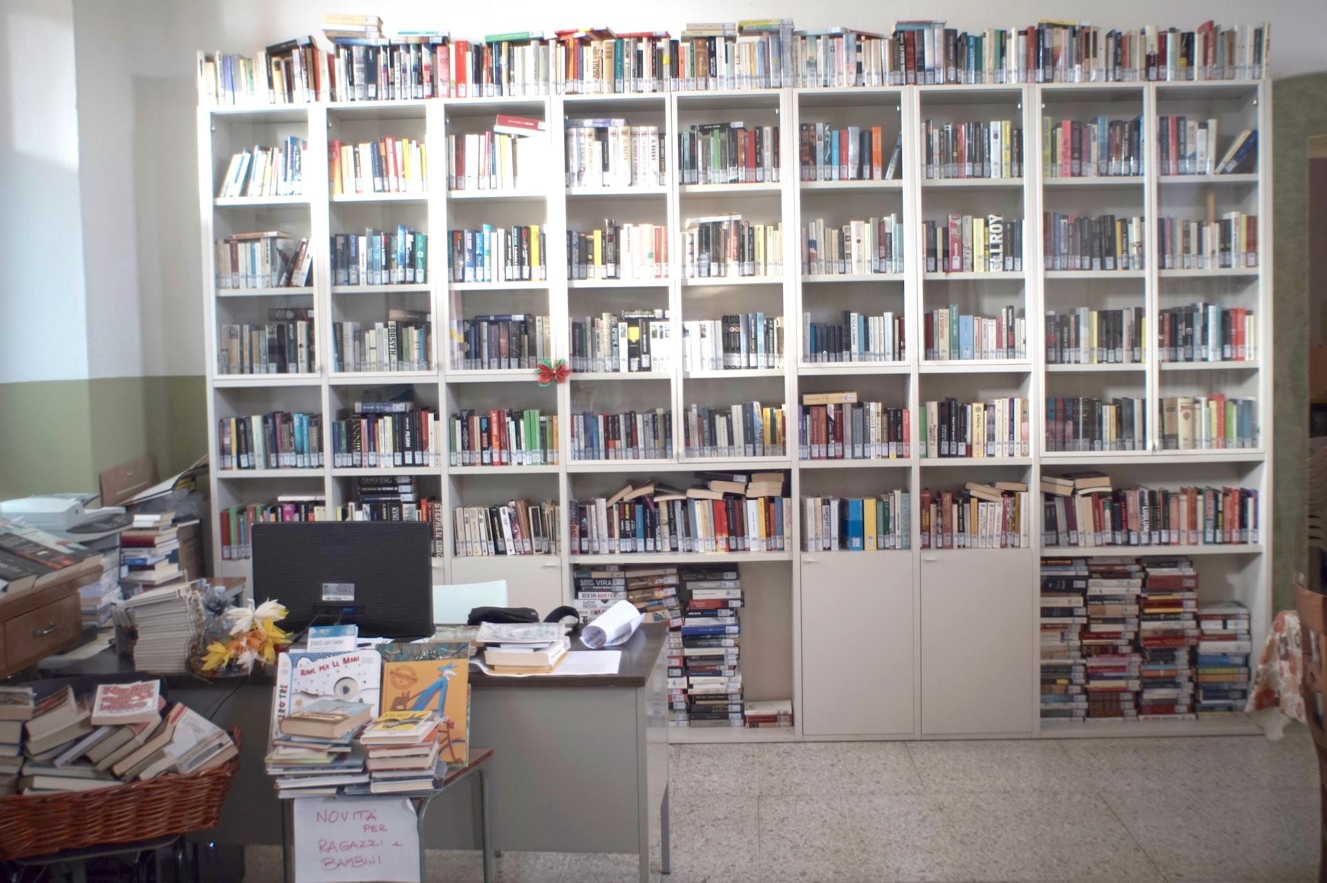 Biblioteca di Casalnoceto