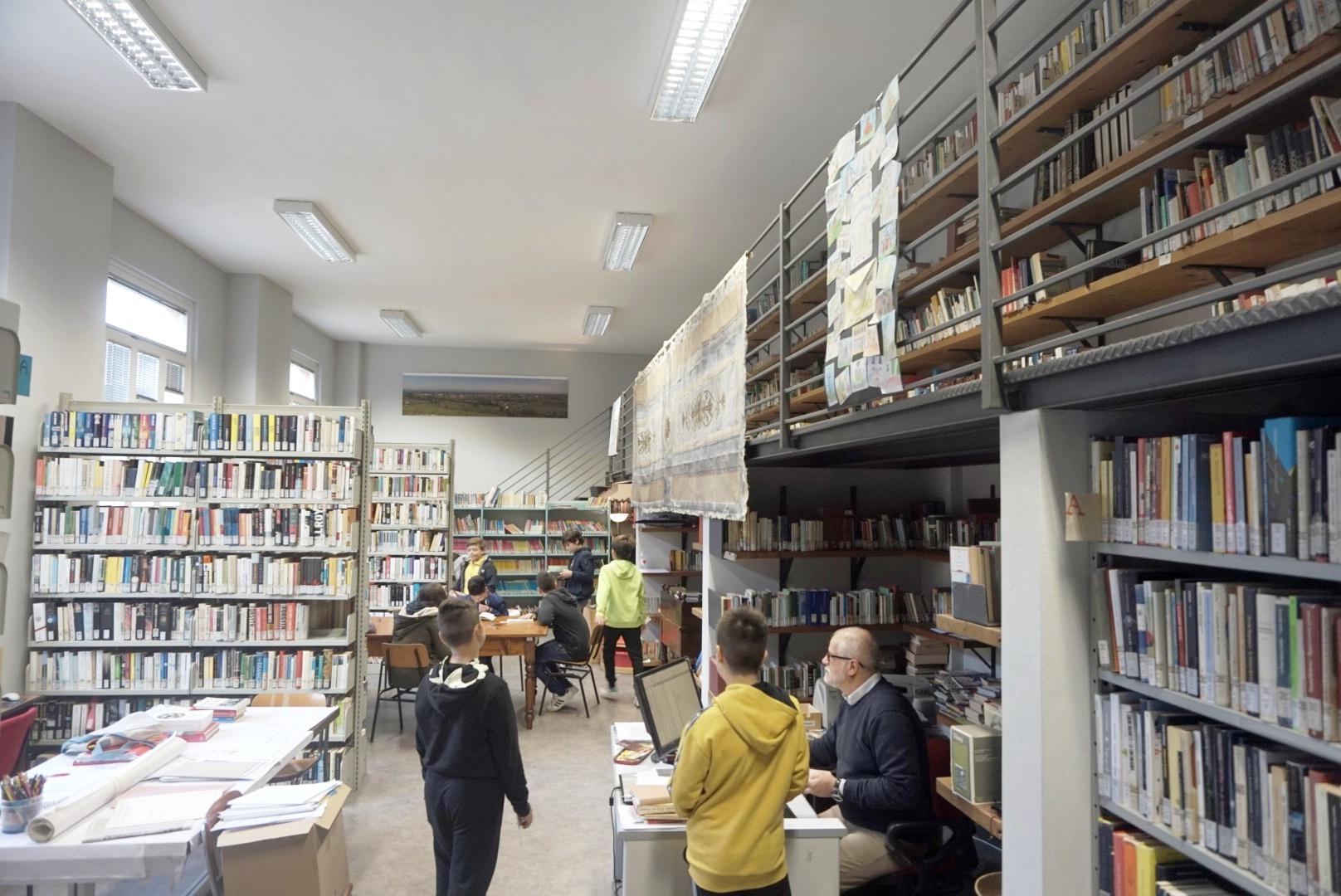 Biblioteca Viguzzolo