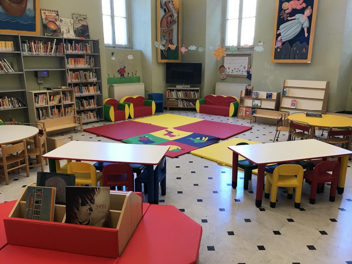 Biblioteca di Tortona