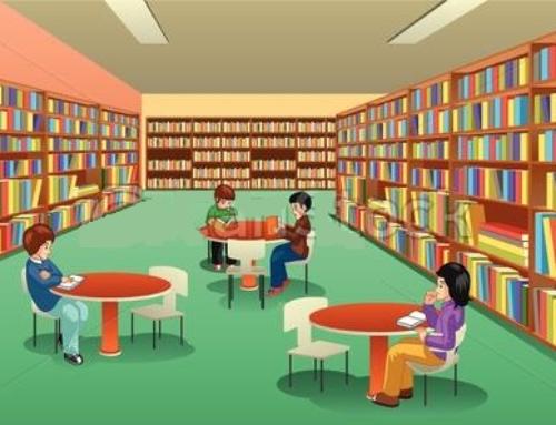 Ragazzi!!! si torna a studiare in biblioteca!